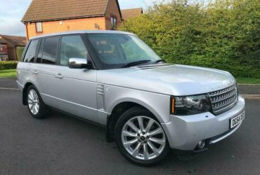 LAND ROVER RANGE ROVER TD6 VOGUE 2004 AUTO 2010 FACELIFT CONVERSION