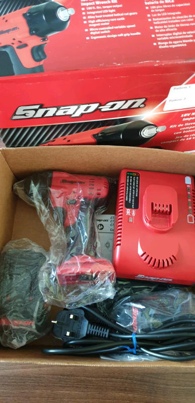 Snap on Gun New