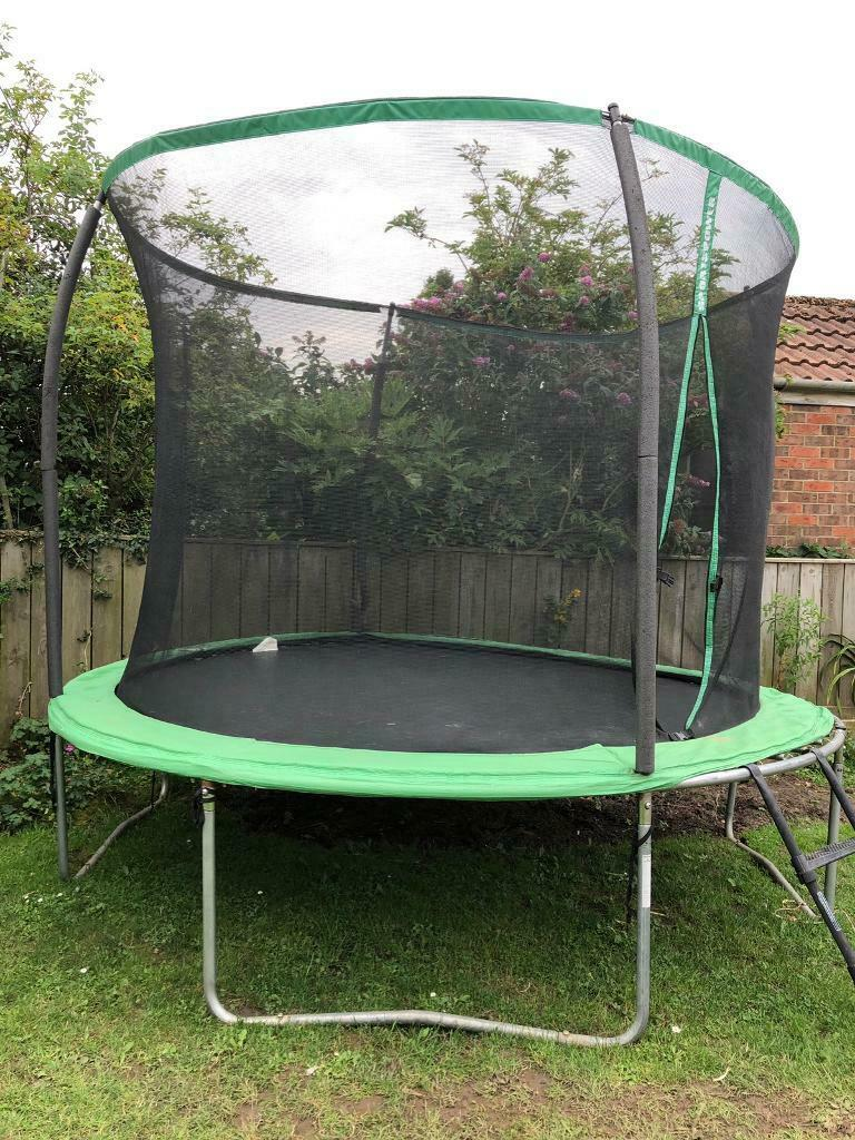 10ft Sport Power Trampoline